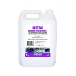 Neutral Scrubber Dryer Detergent