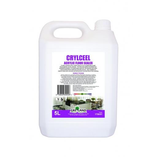 Acrylic Floor Sealer