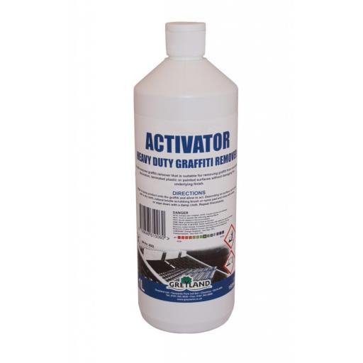 Activator Heavy Duty Graffiti Remover
