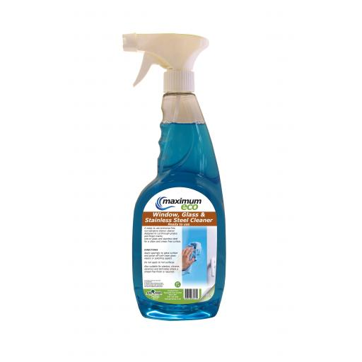 Maximum Eco Window, Glass & Stainless Steel Cleaner