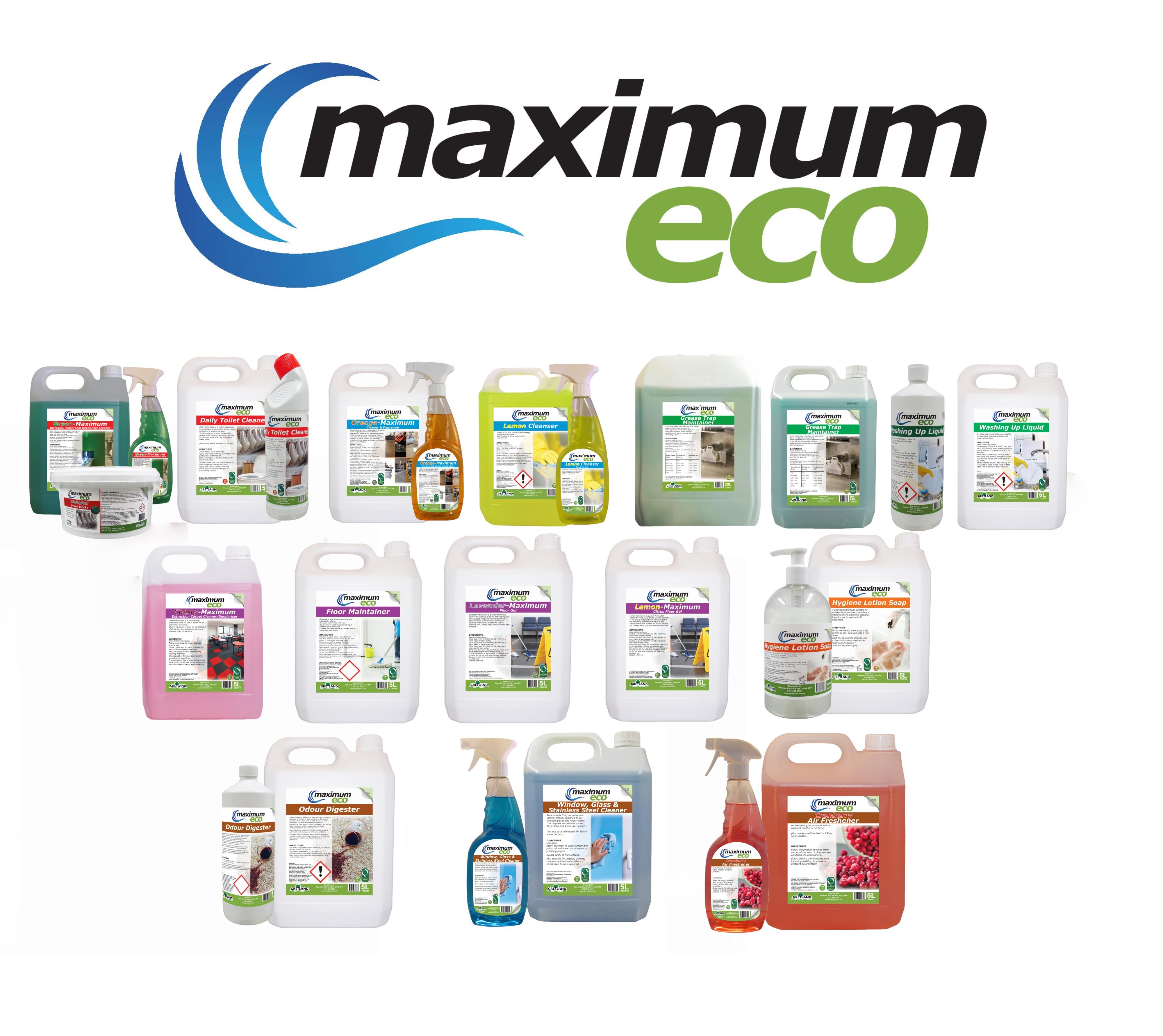Greyland launches Maximum Eco range